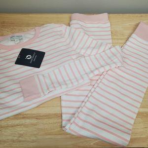 Sweet Peanut Organic Cotton Pajamas, Girl 12T
